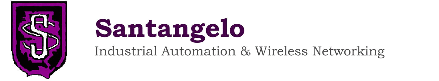 Sant Angelo - Industrial Automation & Wireless Networking